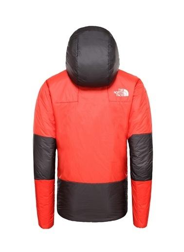 The North Face Summit L6 Synthetıc Belay Erkek Mont Siyah/Kırmızı Kırmızı